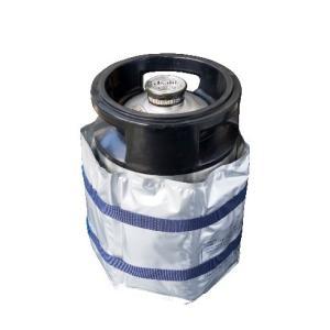 生ビール 樽 ビール樽  ビール樽を冷やす 冷し樽ぞカバーCタイプ アサヒ10L用 生ビール ビアガーデンや飲食店やイベントなどに trycompany