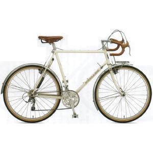 送料無料 アラヤ(ARAYA) ツーリング SWALLOW-Randonneur Queens Ivory【北海道、九州、沖縄、離島は送料別】|trycycle