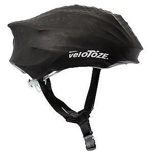 送料無料 VELOTOZE(ヴェロトーゼ/ベロトーゼ) ヘルメットカバー ブラック|trycycle