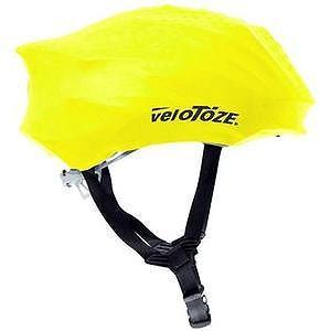 送料無料 VELOTOZE(ヴェロトーゼ/ベロトーゼ) ヘルメットカバー イエロー|trycycle