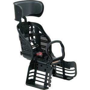 送料無料 ヤマハ(YAMAHA) ヘッドレスト付デラックスリヤチャイルドシート ブラック Q5K-YSK-051-E34|trycycle