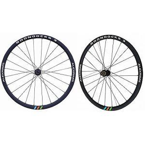 送料無料 ALEXRIMS(アレックスリム) ホイールブーンドックス 3 700C ディスクロード F/R|trycycle
