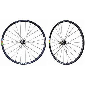 送料無料 ALEXRIMS(アレックスリム) ホイールCXD4 700C ディスクロード F/R|trycycle
