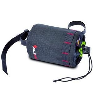 ACEPAC(エースパック) ファットボトルバッグ FAT BOTTLE BAG GRY グレー|trycycle
