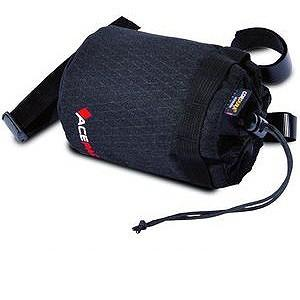 ACEPAC(エースパック) ファットボトルバッグ FAT BOTTLE BAG BLK ブラック|trycycle