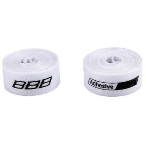 BBB リムテープ リムテープ 22MMX200CM HP アドヘシブ 2本セット ホワイト BTI-98 trycycle