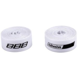 BBB リムテープ リムテープ 25MMX200CM HP アドヘシブ 2本セット ホワイト BTI-98 trycycle