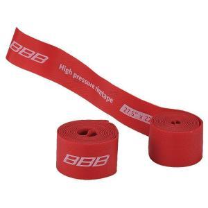 BBB リムテープ リムテープ 27.5X22MM HP 2本セット レッド BTI-94 trycycle