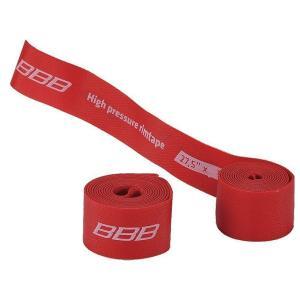 BBB リムテープ リムテープ 27.5X25MM HP 2本セット レッド BTI-94 trycycle