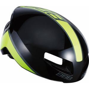 送料無料 BBB ヘルメット ティトノス L グロッシーブラック/ネオンイエロー BHE-08|trycycle