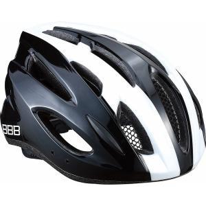BBB ヘルメット コンドル L ブラック/ホワイト BHE-35|trycycle