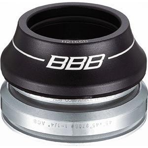BBB ヘッドセット ヘッドセット 1.1/8-1.4 41.8-46.8MM -15MM インテグレード CRMO45x45 BHP-45 trycycle