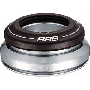 BBB ヘッドセット ヘッドセット 1.1/8-1.5 41.8-51.8MM -8MM インテグレード CRMO45x45 BHP-46 trycycle