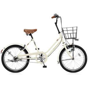 ブリヂストングリーンレーベル ミニベロ VEGAS VGS03 E.Xクリームアイボリー|trycycle