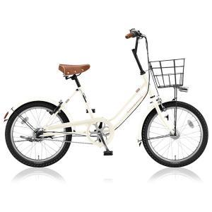 ブリヂストングリーンレーベル ミニベロ VEGAS VGS03T E.Xクリームアイボリー|trycycle