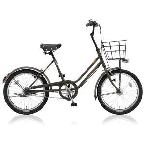 ブリヂストングリーンレーベル ミニベロ VEGAS VGS03T T.XHカーキ|trycycle