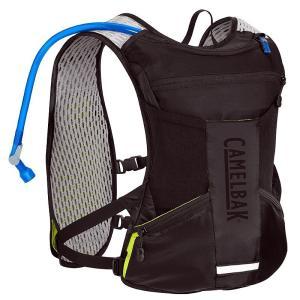 送料無料 キャメルバック(CAMELBAK) ハイドレーションバッグチェース バイク ベスト 50OZ ユニセックス ブラック|trycycle