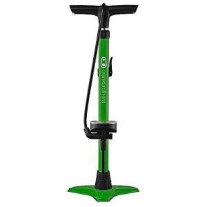 CRANKBROTHERS(クランクブラザーズ) ポンプ ジェム フロアポンプ グリーン trycycle