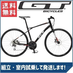 送料無料 GT ロードバイク ヴィラージュ コンプ ブラック【北海道、九州、沖縄、離島は送料別】|trycycle