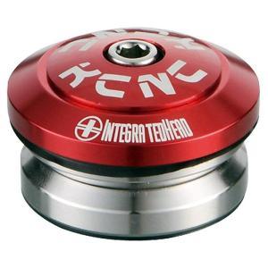 KCNC ヘッドセット オメガS2 1-1/8 インテグラル レッド trycycle