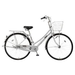 【防犯登録サービス中】丸石(マルイシ) 自転車 フォーメーション Wループ FMWP273B S80M シルバー系メタリック|trycycle
