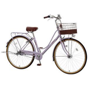 【防犯登録サービス中】丸石(マルイシ) 自転車 プルミエール PEP273B M97P ペールパープル|trycycle