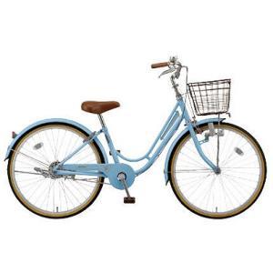 【防犯登録サービス中】丸石(マルイシ) 自転車 リズミック RZ22C(RM22C) BL31P 青系パール|trycycle