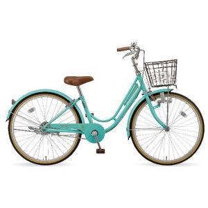 【防犯登録サービス中】丸石(マルイシ) 自転車 リズミック RZ22C(RM22C) G82P 緑系パール|trycycle