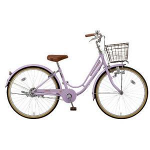 【防犯登録サービス中】丸石(マルイシ) 自転車 リズミック RZ22C(RM22C) MK05P 紫系パール|trycycle