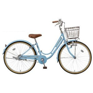 【防犯登録サービス中】丸石(マルイシ) 自転車 リズミック RZ24C(RM24C) BL31P 青系パール trycycle