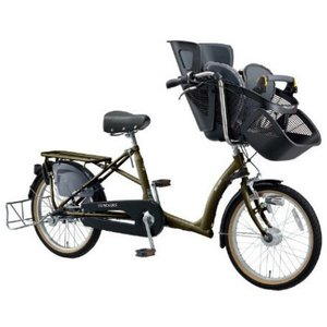 【防犯登録サービス中】丸石(マルイシ) 自転車 ふらっか~ずシュシュ FRCH203W H49E ダークオリーブ|trycycle