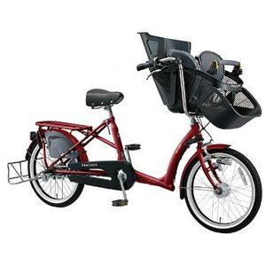 【防犯登録サービス中】丸石(マルイシ) 自転車 ふらっか~ずシュシュ FRCH203W RD09P ディープロッソ|trycycle