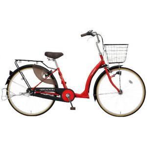 【防犯登録サービス中】丸石(マルイシ) 自転車 ふらっか~ずキュート FRQ263W R96P ベリーレッド|trycycle