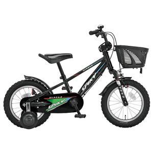 【防犯登録サービス中】ミヤタ(MIYATA) 子供用 自転車 スパイキーキッズ SPIKY KIDS FCK167 (OKK3)|trycycle