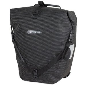 送料無料 ORTLIEB オルトリーブ キャリア装着バッグ バックローラーHV(シングル) F5505 ブラックレフレクティブ|trycycle