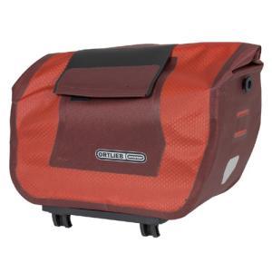 送料無料 ORTLIEB オルトリーブ キャリア装着バッグ トランクバッグRC F8421 シグナルレッド/ダークチリ|trycycle