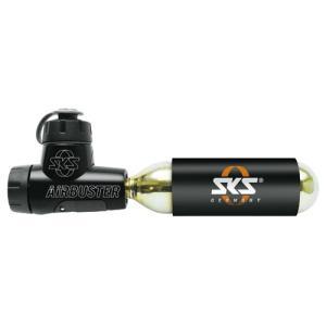 SKS 携帯ポンプ エアバスター カートリッジ1本付属|trycycle