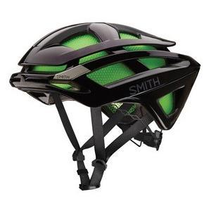 送料無料 SMITH(スミス) ヘルメット OVERTAKE BLACK L|trycycle