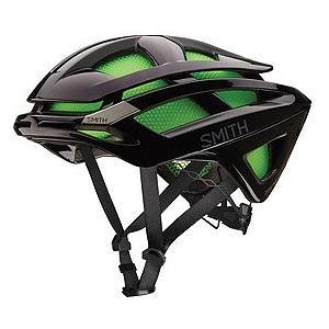 送料無料 SMITH(スミス) ヘルメット OVERTAKE BLACK S|trycycle