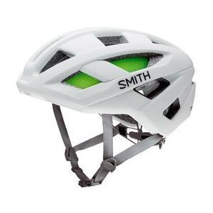 送料無料 SMITH(スミス) ヘルメット ROUTE MATTE WHITE S|trycycle
