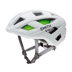 送料無料 SMITH(スミス) ヘルメット ROUTE MATTE WHITE M|trycycle