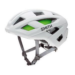 送料無料 SMITH(スミス) ヘルメット ROUTE MATTE WHITE L|trycycle