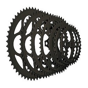 TIOGA(タイオガ) チェーンリング (5アーム用/PCD 110mm) 36T BLK|trycycle