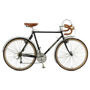 送料無料 ARAYA(アラヤ) ツーリング SWALLOW Randonneur (RAN) ダークモスグリーン 【北海道、九州、沖縄、離島は送料別】|trycycle