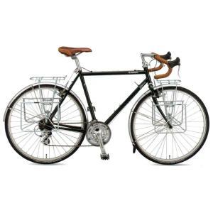 送料無料 ARAYA(アラヤ) ツーリング Federal (FED) フォレストグリーン キャリアは付属しません 【北海道、九州、沖縄、離島は送料別】|trycycle