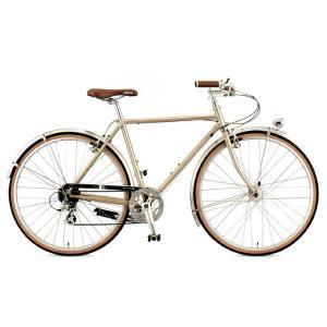 送料無料 ARAYA(アラヤ) クロスバイク SWALLOW Promenade Gents (PRM) デザートカーキ 【北海道、九州、沖縄、離島は送料別】|trycycle
