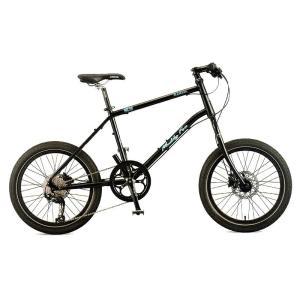 送料無料 ARAYA(アラヤ) ミニベロ MuddyFox Mini (MFM) グロスブラック 【北海道、九州、沖縄、離島は送料別】|trycycle