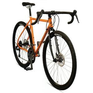 送料無料 ARAYA(アラヤ) クロスバイク MuddyFox CX Gravel (CXG) サンライトイエロー 【北海道、九州、沖縄、離島は送料別】|trycycle