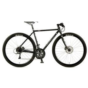 送料無料 ARAYA(アラヤ) クロスバイク MuddyFox CX (CX) バーンブラック 【北海道、九州、沖縄、離島は送料別】|trycycle