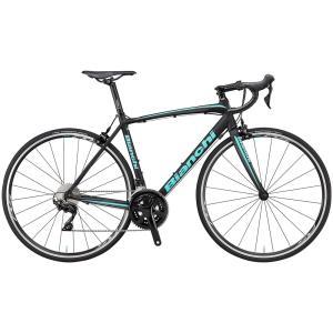 送料無料 BIANCHI(ビアンキ) ロードバイク IMPULSO 105 55 MATTBLK/CK16|trycycle